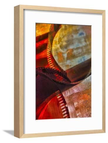 Films III-Jean-Fran?ois Dupuis-Framed Art Print