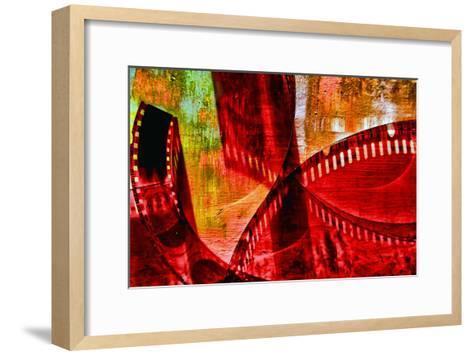 Films V-Jean-Fran?ois Dupuis-Framed Art Print