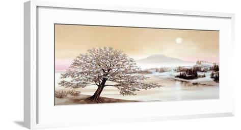Morning Mist I-Pieter Frankman-Framed Art Print