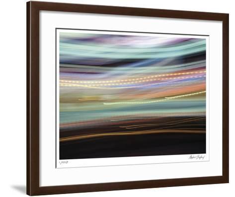 Number 15-Andrew Bedford-Framed Art Print