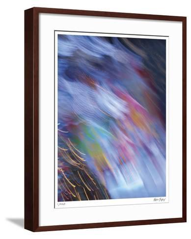Number 37-Andrew Bedford-Framed Art Print