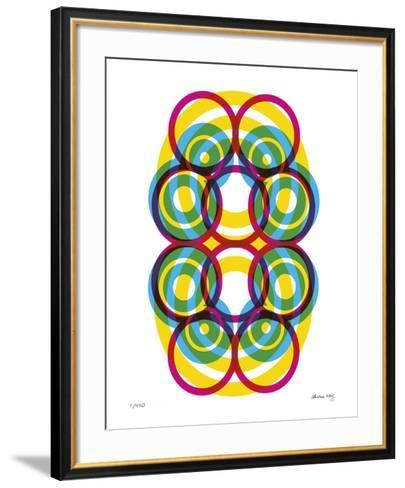 Eight Color-Adrienne Wong-Framed Art Print