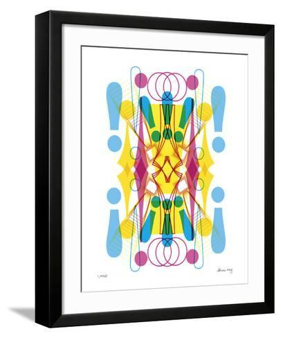 Exclamation-Adrienne Wong-Framed Art Print