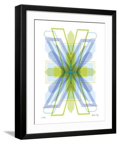 X Mark-Adrienne Wong-Framed Art Print