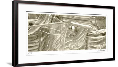Translucent Monochrome 4-Kate Blacklock-Framed Art Print