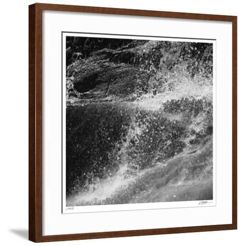 New England Waterfall 1-Edward Asher-Framed Art Print