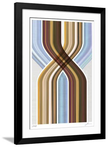 Modern Dancers 3-James Burghardt-Framed Art Print