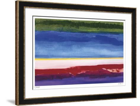 Color Inspiration 1-David Morico-Framed Art Print