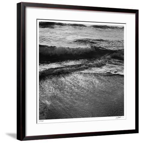 South Beach Sunset 2-Edward Asher-Framed Art Print