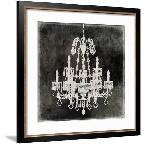 Chandelier II-Oliver Jeffries-Framed Art Print