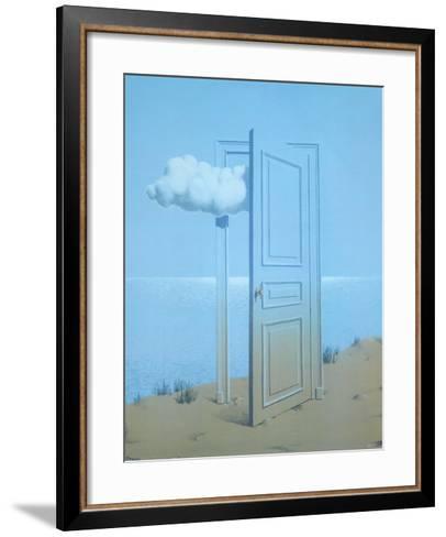 La Victoire, 1938-Rene Magritte-Framed Art Print