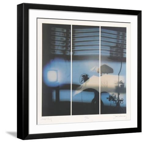 Evening Reflections-Jack Radetsky-Framed Art Print