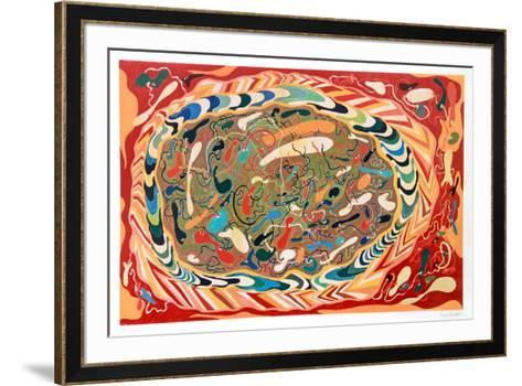 Chrome Contada Iix-Stephen T. Vassiliades-Framed Art Print