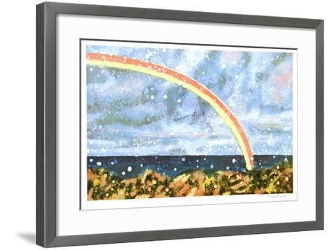 Untitled (Rainbow)-Antonio Recalcati-Framed Art Print