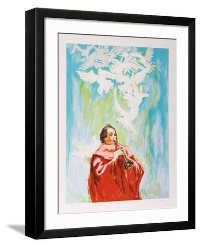 Within Us-David K. Stone-Framed Art Print