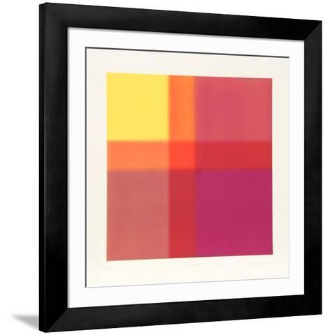 Rosier Unchartered-Barry Nelson-Framed Art Print