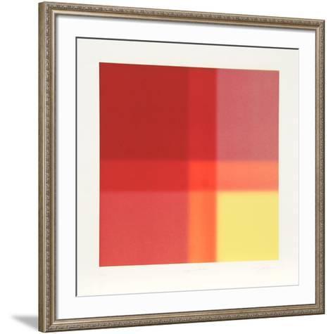 Rouge Unchartered-Barry Nelson-Framed Art Print