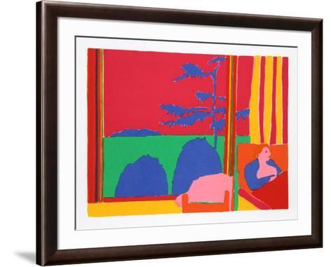Kaleidoscope VI-John Grillo-Framed Art Print
