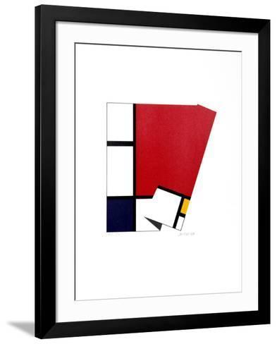 Piece de Resistance--Framed Art Print