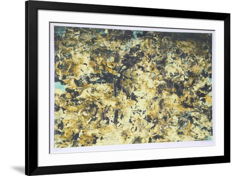 In the Eye of the Ancient Storm-Domenick Turturro-Framed Art Print