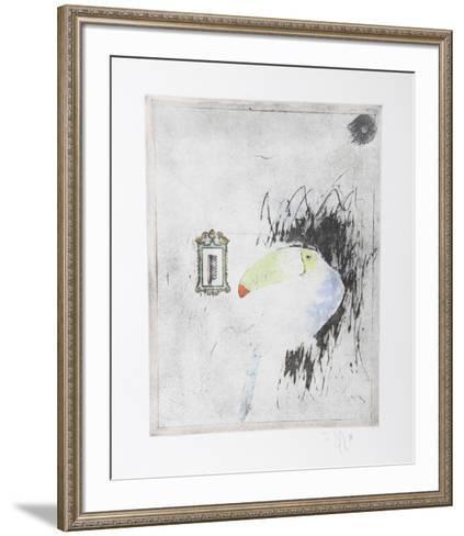 Untitled - Toucan II Color-Donald Saff-Framed Art Print