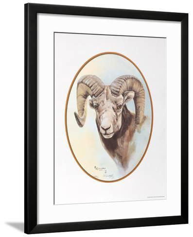 Rocky Monarch-Pat Lipetzky-Framed Art Print