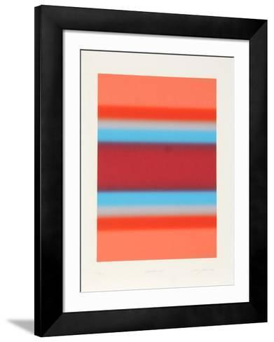 Paralax XVIII-Barry Nelson-Framed Art Print