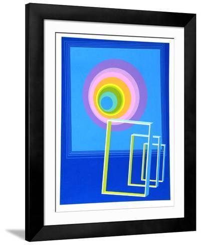 Spacescape-Rita Simon-Framed Art Print