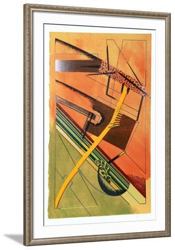 Come to the Light-William Schwedler-Framed Art Print