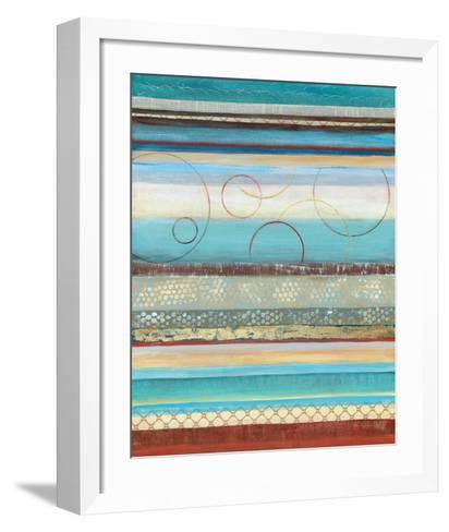 Strata II--Framed Art Print