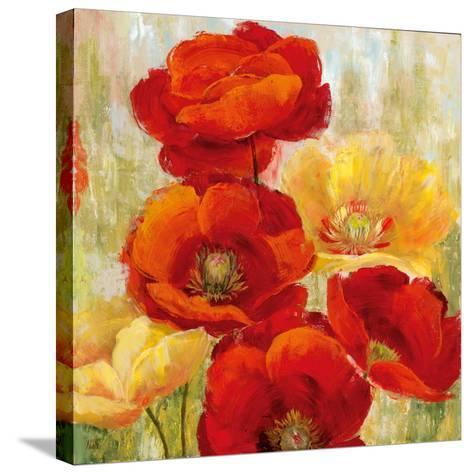 Flourishing Meadow II-Nan-Stretched Canvas Print