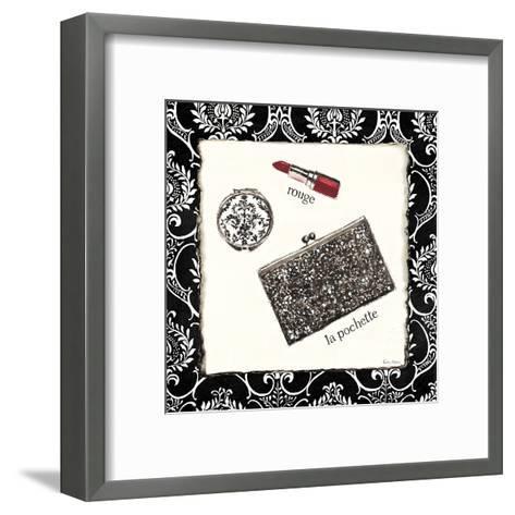 Cosmetique II-Emily Adams-Framed Art Print