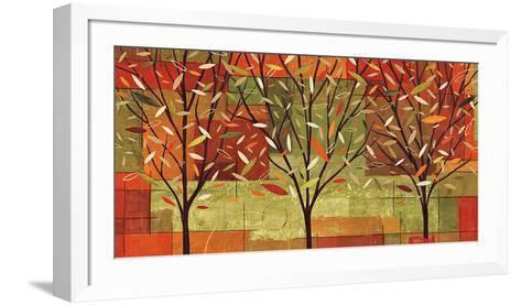 Watercolor Forest II-Veronique Charron-Framed Art Print