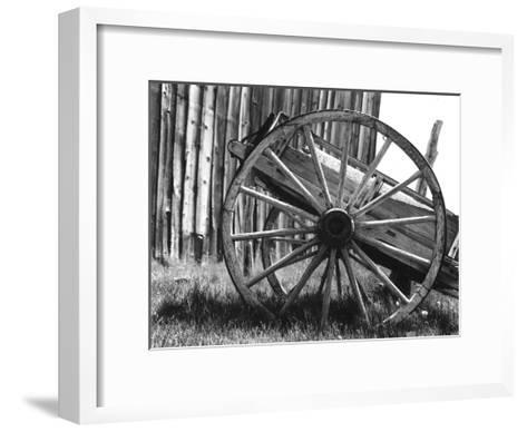 Cabin II-Albert Koetsier-Framed Art Print