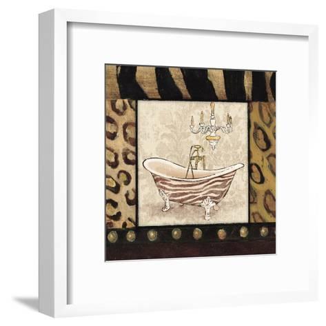 Bath 2-Jace Grey-Framed Art Print