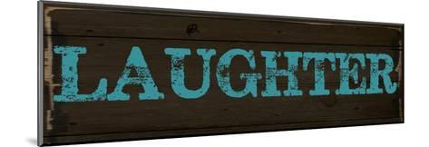 Laughter-Taylor Greene-Mounted Art Print