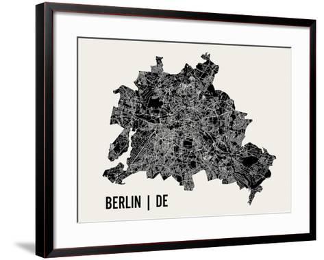 Berlin-Mr City Printing-Framed Art Print