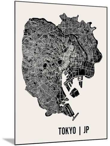 Tokyo-Mr City Printing-Mounted Art Print