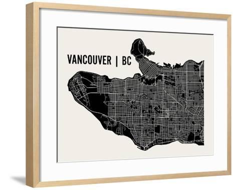 Vancouver-Mr City Printing-Framed Art Print