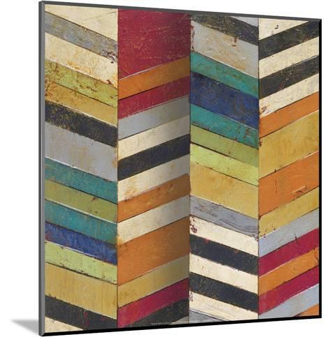 Racks & Stacks I-Susan Hayes-Mounted Art Print