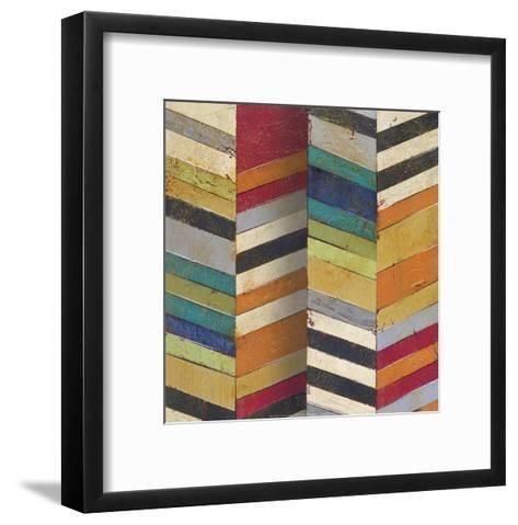 Racks & Stacks I-Susan Hayes-Framed Art Print