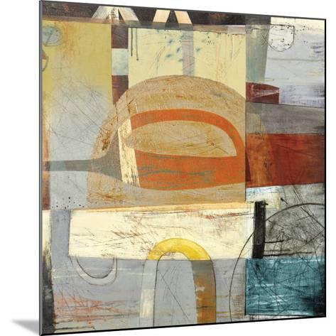 Tango 1-Sue Cretarolo-Mounted Art Print