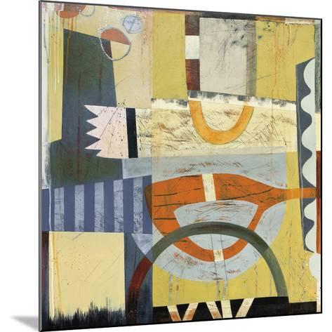 Tango 2-Sue Cretarolo-Mounted Art Print