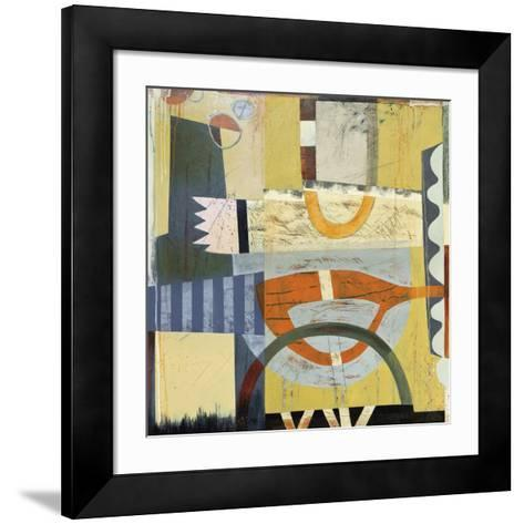 Tango 2-Sue Cretarolo-Framed Art Print