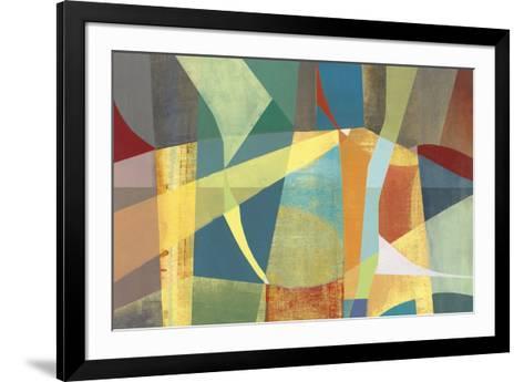 Elapsed Time II-Jennifer Shaw-Framed Art Print