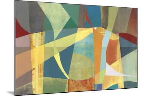 Elapsed Time II-Jennifer Shaw-Mounted Art Print