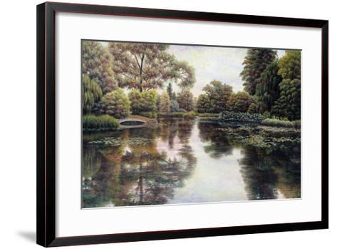 Nature's Tapestry-David Howells-Framed Art Print