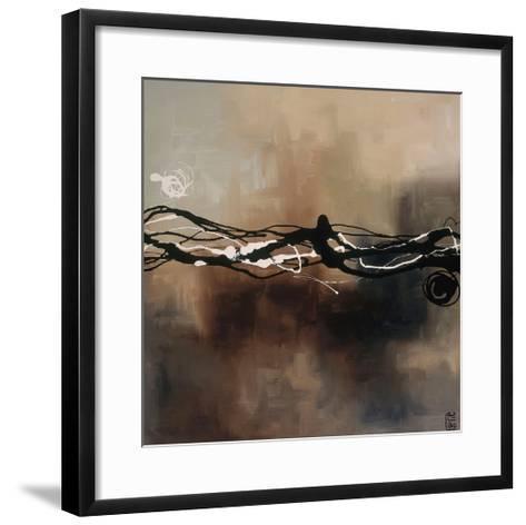 Syncopation III-Laurie Maitland-Framed Art Print