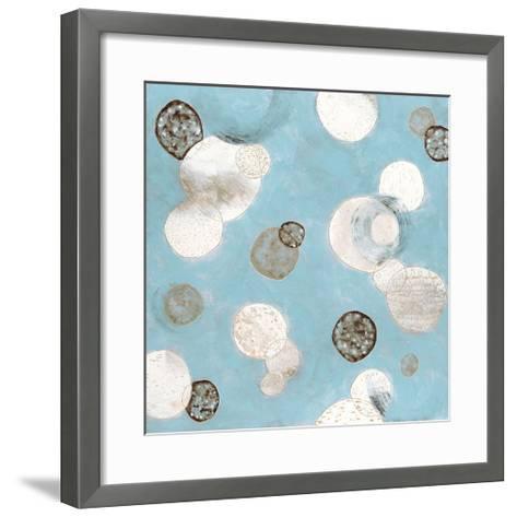 Icecream Shops II-Arliegh Wood-Framed Art Print