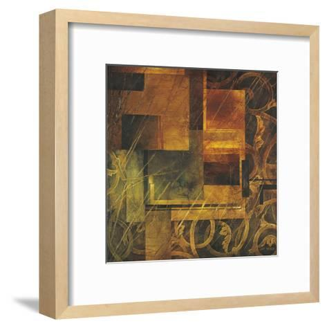 Visual Patterns I-Linda Thompson-Framed Art Print